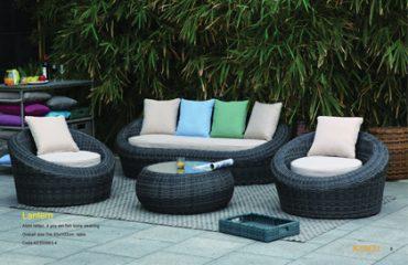 Rattan-furniture