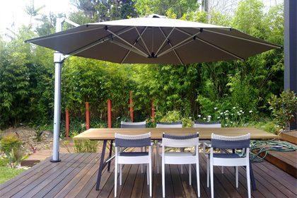 Shopping-items-umbrella-patio