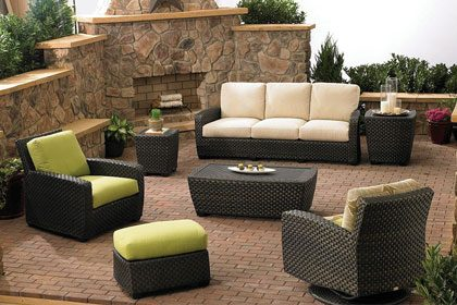 The best wooden furniture for outdoor use